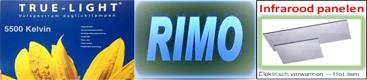 Rimo Dim en schakel systemen